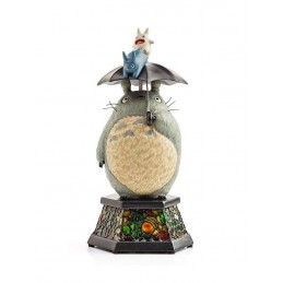 BENELIC MY NEIGHBOUR TOTORO MUSIC BOX FIGURE