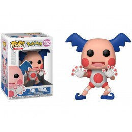 FUNKO POP! POKEMON MR. MIME BOBBLE HEAD FIGURE FUNKO