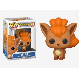 FUNKO POP! POKEMON VULPIX BOBBLE HEAD FIGURE FUNKO