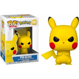 FUNKO POP! POKEMON PIKACHU BOBBLE HEAD FIGURE FUNKO
