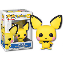 FUNKO POP! POKEMON PICHU BOBBLE HEAD FIGURE FUNKO