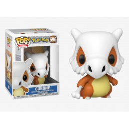 FUNKO POP! POKEMON CUBONE BOBBLE HEAD FIGURE FUNKO
