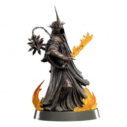 WETA THE LORD OF THE RINGS THE WITCH KING OF ANGMAR STATUE FIGURE