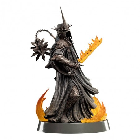 THE LORD OF THE RINGS THE WITCH KING OF ANGMAR STATUE FIGURE