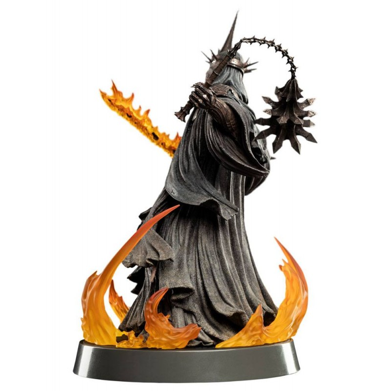 THE LORD OF THE RINGS THE WITCH KING OF ANGMAR STATUE FIGURE WETA