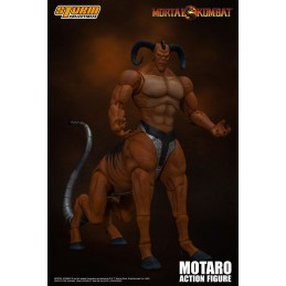 MORTAL KOMBAT MOTARO 1/12 ACTION FIGURE STORM COLLECTIBLES