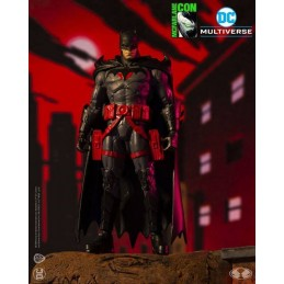 DC MULTIVERSE FLASHPOINT BATMAN ACTION FIGURE MC FARLANE