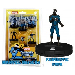 MARVEL HEROCLIX FANTASTIC FOUR FAST FORCES MINIATURES WIZKIDS