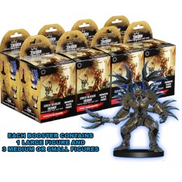 DUNGEONS AND DRAGONS IOTR 8X BOOSTER BRICK FIGURES WIZKIDS