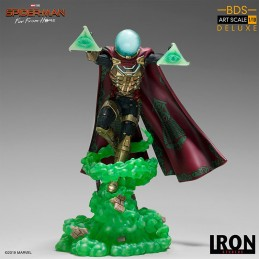 SPIDER-MAN FAR FROM HOME MYSTERIO 1/10 RESIN STATUE FIGURE IRON STUDIOS
