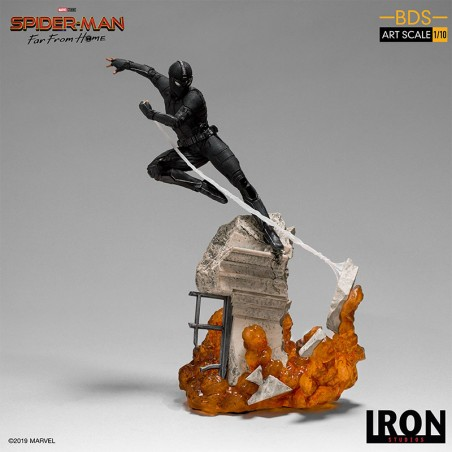 SPIDER-MAN FAR FROM HOME NIGHT MONKEY 1/10 STATUE FIGURE