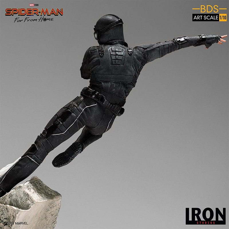 IRON STUDIOS SPIDER-MAN FAR FROM HOME NIGHT MONKEY 1/10 STATUE FIGURE