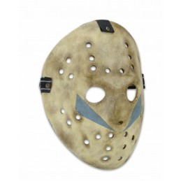 FRIDAY THE 13TH JASON VOORHEES MASK PT 5 REPLICA NECA
