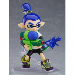 SPLATOON BOY FIGMA ACTION FIGURE GOOD SMILE COMPANY
