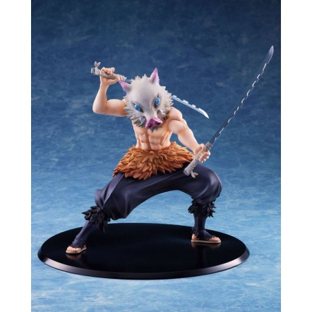 DEMON SLAYER INOSUKE HASHIBIRA 1/8 STATUE FIGURE
