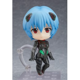 REBUILD OF EVANGELION REI AYANAMI NENDOROID ACTION FIGURE FREEING
