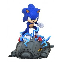 SONIC THE HEDGEHOG MOVIE STATUE 1/6 FIGURE DIAMOND SELECT