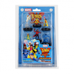 MARVEL HEROCLIX X-MEN THE DARK PHOENIX SAGA FAST FORCES MINIATURES WIZKIDS