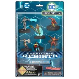 DC UNIVERSE REBIRTH HEROCLIX FAST FORCES MINIATURES WIZKIDS