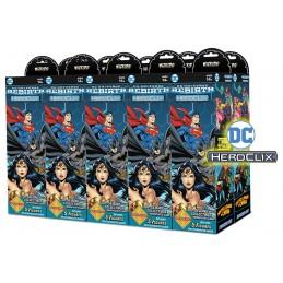 DC UNIVERSE REBIRTH HEROCLIX 10X BOOSTER BRICK WIZKIDS