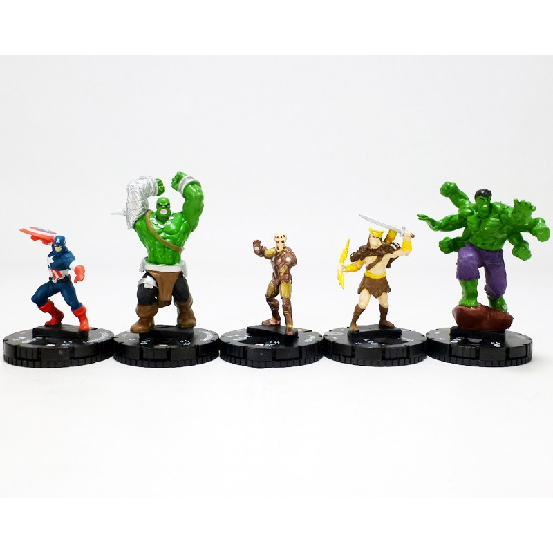 WIZKIDS MARVEL HEROCLIX SECRET WARS BATTLEWORLD 10X BOOSTER BRICK
