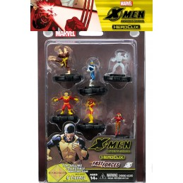 WIZKIDS MARVEL HEROCLIX X-MEN XAVIER'S SCHOOL FAST FORCES MINIATURES