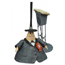 DIAMOND SELECT NIGHTMARE BEFORE CHRISTMAS - MAYOR (SINDACO) ACTION FIGURE