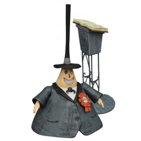NIGHTMARE BEFORE CHRISTMAS - MAYOR (SINDACO) ACTION FIGURE