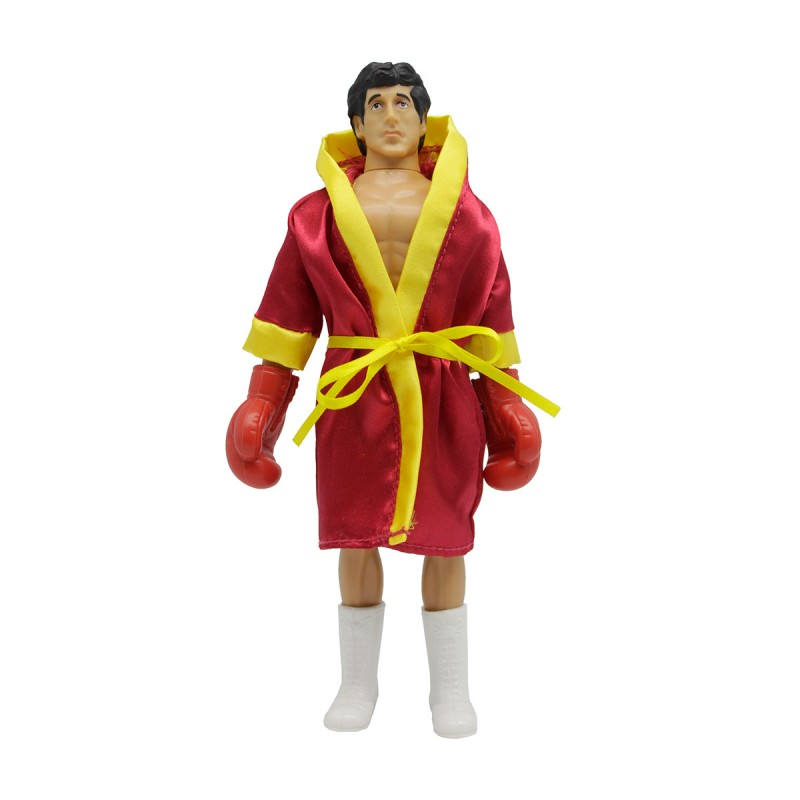 ROCKY BALBOA CLOTHED ACTION FIGURE MEGO CORPORATION