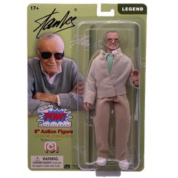 STAN LEE CLOTHED ACTION FIGURE MEGO CORPORATION