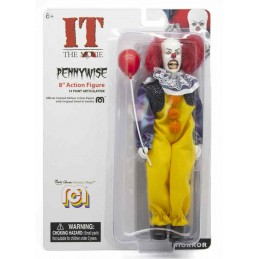 MEGO CORPORATION IT 1990 PENNYWISE CLOTHED ACTION FIGURE