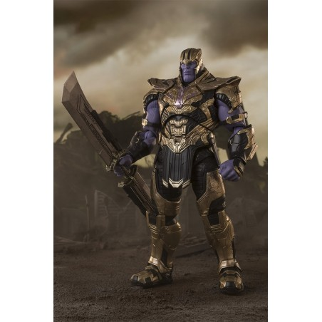 AVENGERS ENDGAME THANOS S.H. FIGUARTS ACTION FIGURE
