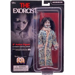 THE EXORCIST REGAN CLOTHED ACTION FIGURE MEGO CORPORATION