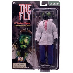 MEGO CORPORATION THE FLY 1958 CLOTHED ACTION FIGURE