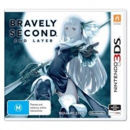 BRAVELY SECOND: END LAYER 3DS ITALIANO NUOVO