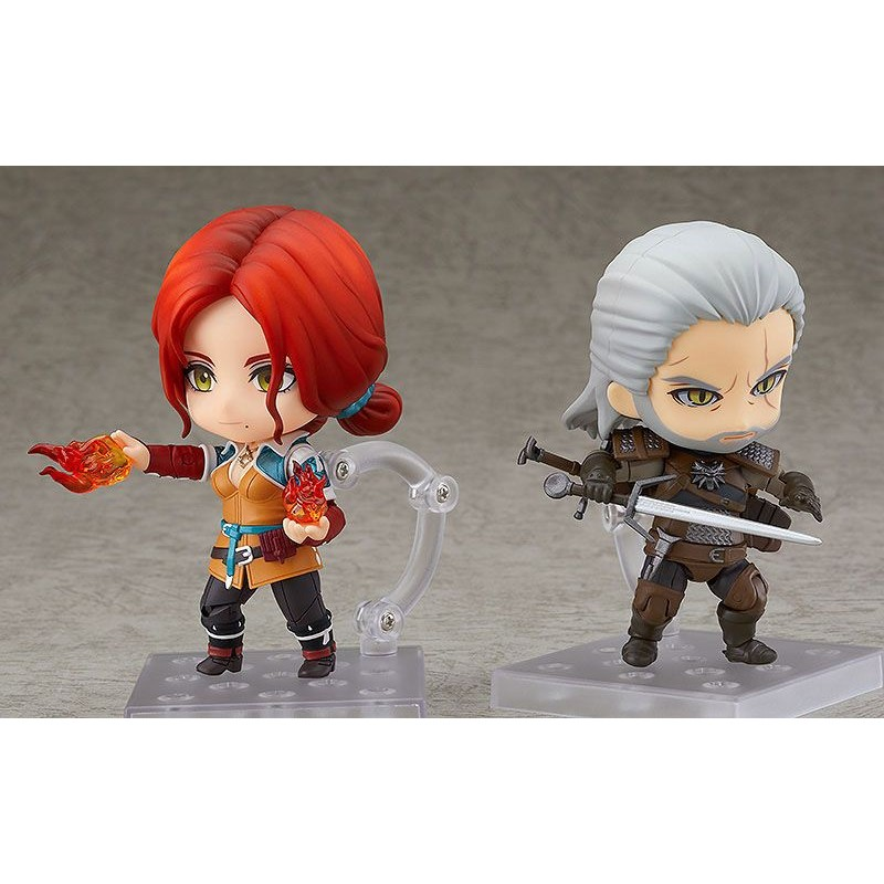 GOOD SMILE COMPANY THE WITCHER 3 WILD HUNT TRISS NENDOROID ACTION FIGURE