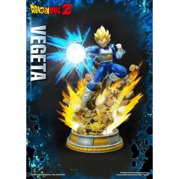 DRAGON BALL Z SUPER SAIYAN VEGETA STATUE FIGURE PRIME 1 STUDIO