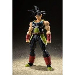 BANDAI DRAGON BALL Z BARDOCK S.H. FIGUARTS ACTION FIGURE