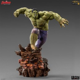 IRON STUDIOS AVENGERS AOU HULK 1/10 ART SCALE STATUE AGE OF ULTRON
