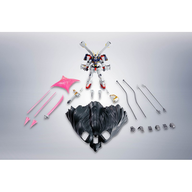 BANDAI THE ROBOT SPIRITS EVOLUTION GUNDAM CROSSBONE X-1 ACTION FIGURE