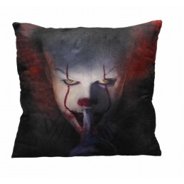 IT PENNYWISE 2017 SHUT UP CUSHION PILLOW CUSCINO SD TOYS