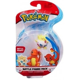 POKEMON BATTLE FIGURE PACK TOGEPI AND CHARMANDER BOTI