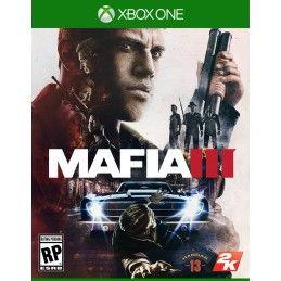 MAFIA 3 XBOX ONE NUOVO ITALIANO