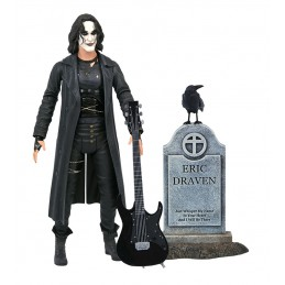 DIAMOND SELECT THE CROW ERIC DRAVEN ACTION FIGURE