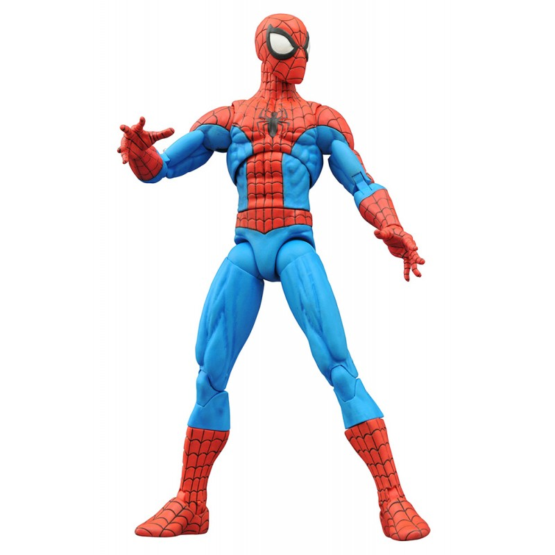 DIAMOND SELECT MARVEL SELECT SPECTACULAR SPIDER-MAN ACTION FIGURE