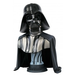 STAR WARS LEGENDS IN 3D DARTH VADER BUST STATUE DIAMOND SELECT