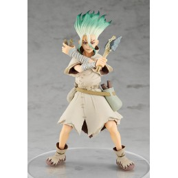 DR STONE SENKU ISHIGAMI STATUE POP UP PARADE FIGURE GOOD SMILE COMPANY