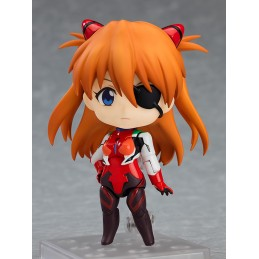 GOOD SMILE COMPANY EVANGELION ASUKA LANGLEY PLUG NENDOROID ACTION FIGURE
