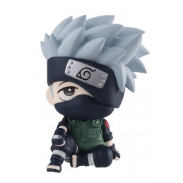 LOOK UP NARUTO HATAKE KAKASHI MINI FIGURE MEGAHOUSE