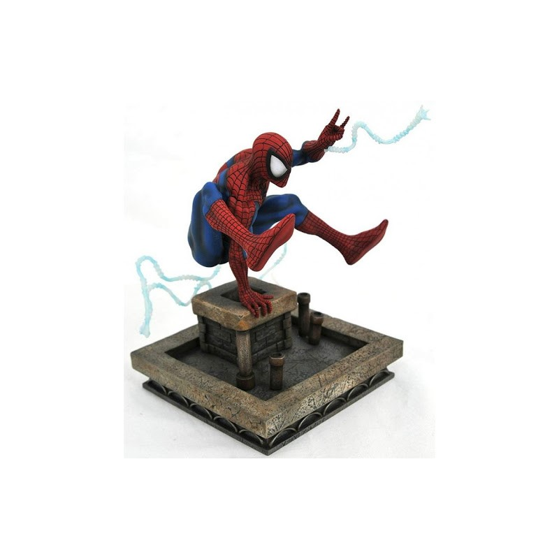 DIAMOND SELECT MARVEL GALLERY 90'S SPIDER-MAN STATUE FIGURE